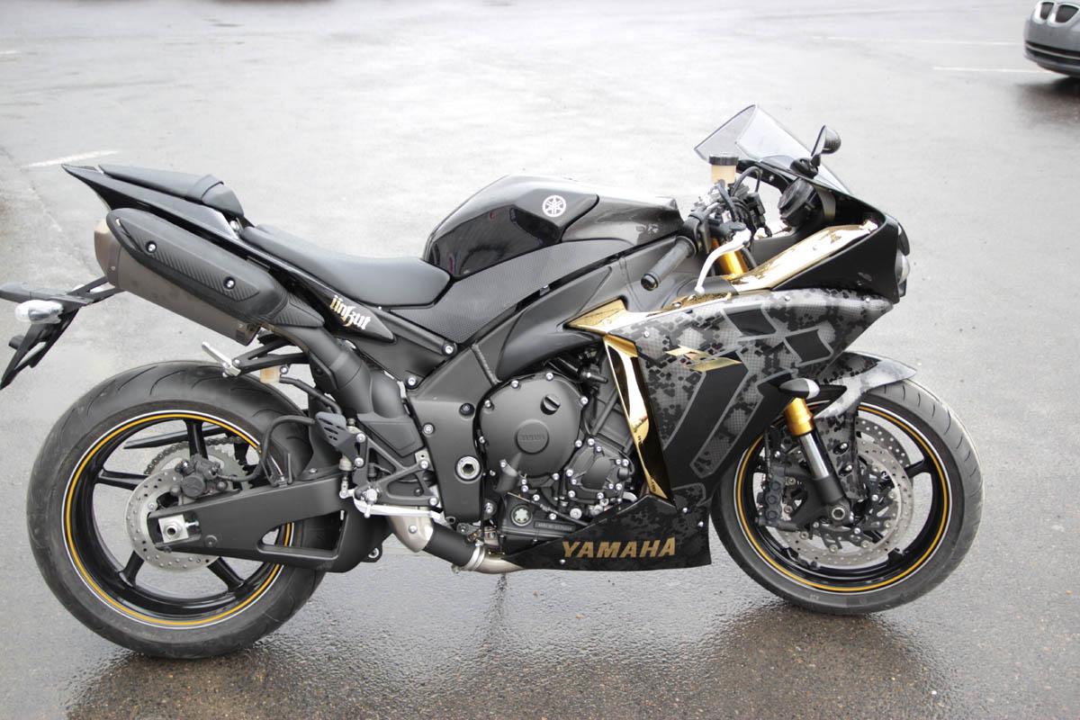 Yamaha R1 Unkut 1