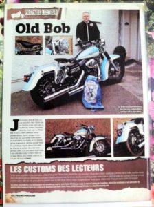 "Street bob "" Hydra Style """