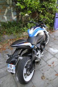 GSX S Barbusse Moto