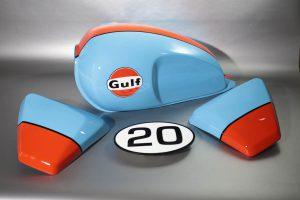Mash 125 Gulf