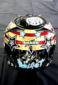 Casque Shark Jey Rouanet