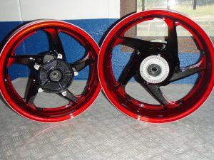 Jantes Black Ruby