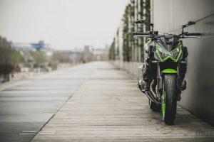Kawazaki Z 800 Monster / West Bike