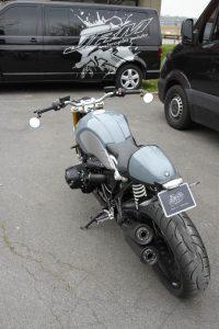 BMW Nine T Gris Opaque