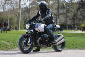 BMW Nine T Limited Bobillot
