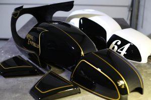 Royal Enfield Tendance Roadster