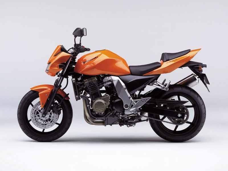 Kawasaki Z750 2006 Jrm Colors