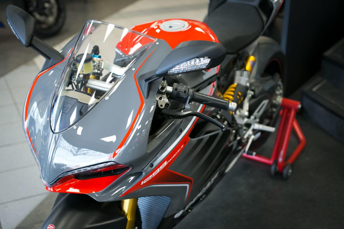 Ducati 1299 Paris Est Moto 12