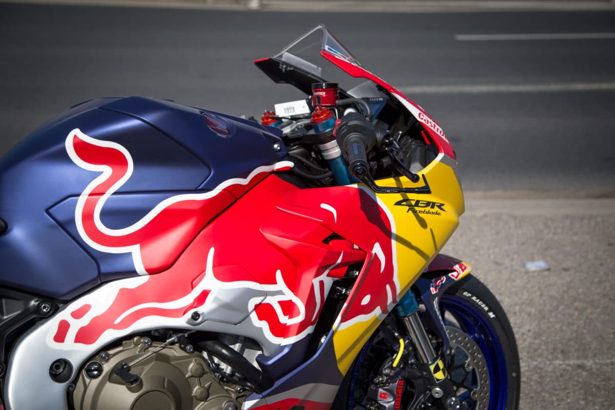 CBR RED BULL 2017 ABSOLU HONDA 2
