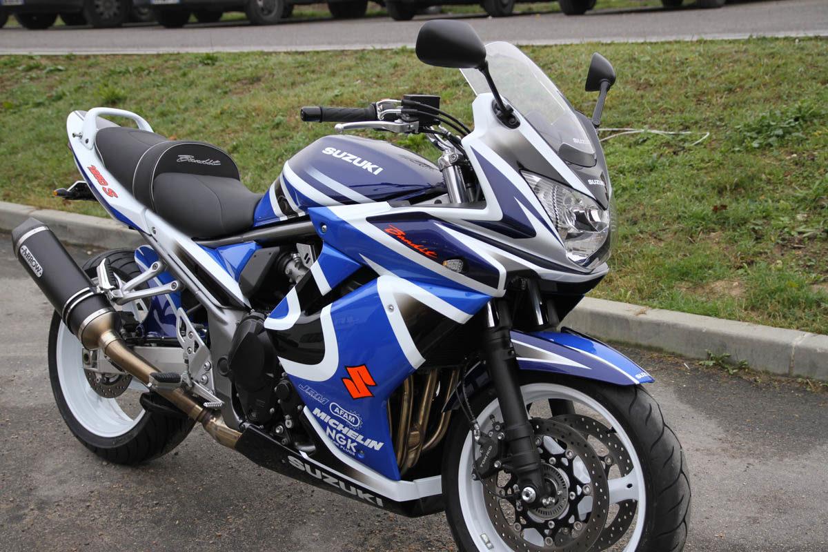 Suzuki bandit vs honda hornet plus Update on bikes and